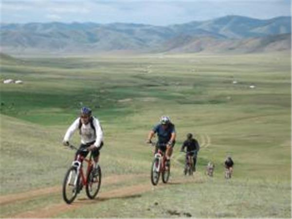 Mongolia mountain biking tours