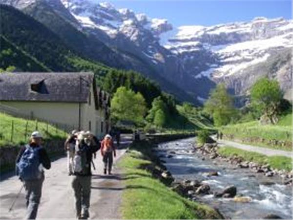 Pyrenees guided walking holiday