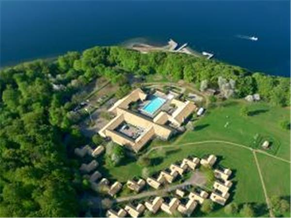 Middelfart self-catering coastal resort, Denmark
