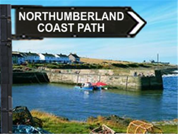 Northumberland coast walking holiday