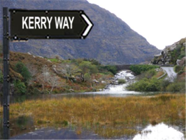 Kerry Way walking holiday, Ireland