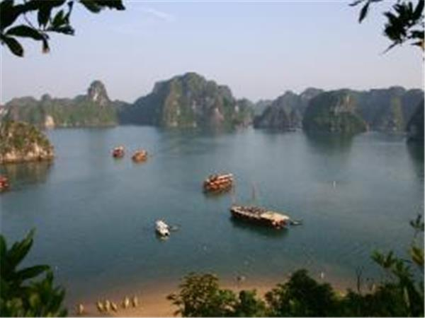 Family holiday in Northern Vietnam