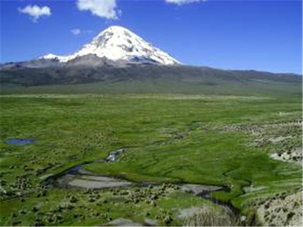 Sajama National Park holiday in Bolivia