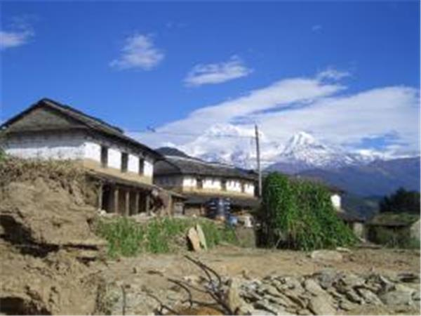 Annapurna trekking holiday, South Annapurna and Dhaulagiri