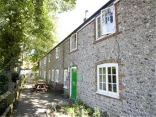 Telscombe hostel nr Lewes, South Downs, England