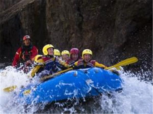 White water rafting short break in Iceland
