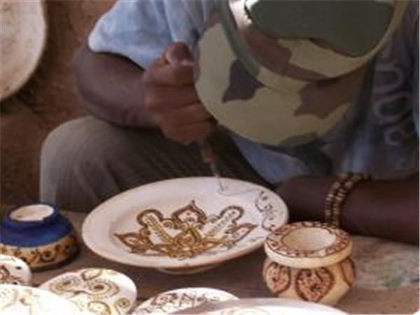 Pottery making holiday in Morocco