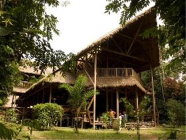 Amazon eco lodge Tambopata, Peru