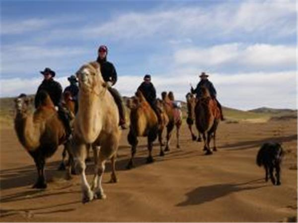 Zavkhan multi activity holiday in Mongolia