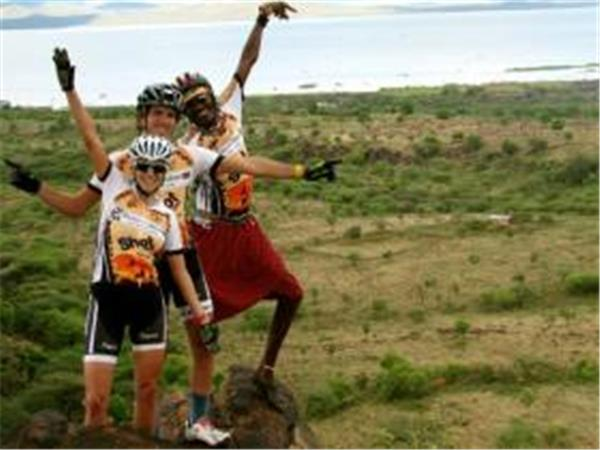Kenya mountain biking holiday, 9 days