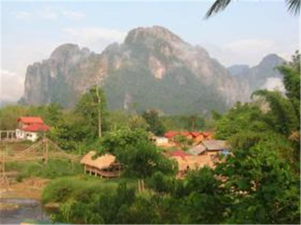 Northern Laos multi activity holiday