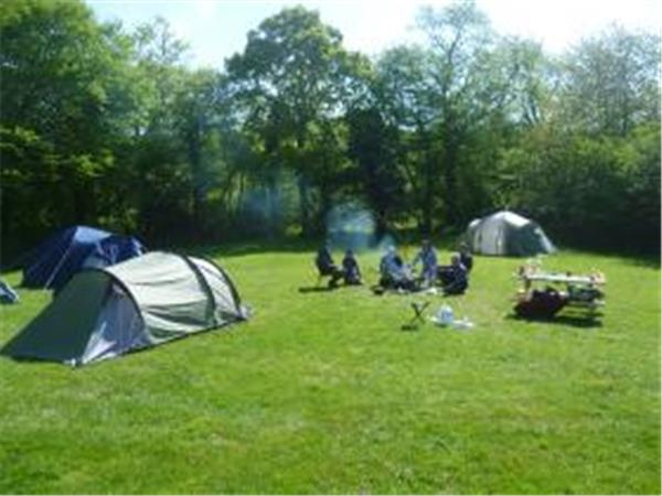 Sussex wild camping holidays, England