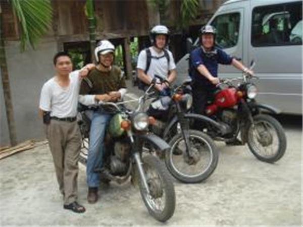 Motorbiking holiday in Vietnam, the Ho Chi Minh Trail