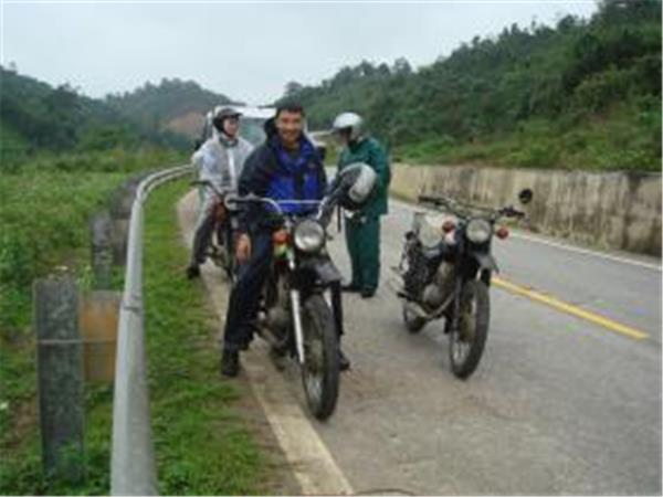 Motorbiking holiday in Vietnam, off the beaten track