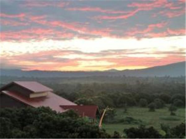Phu Ruea guesthouse and yoga retreat centre, Thailand