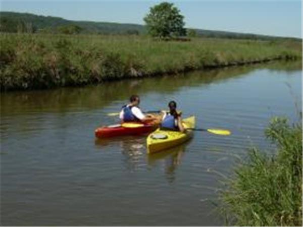 Finger Lakes kayak tours and kayak rental, New York State