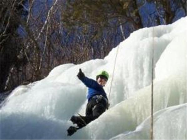 Adirondacks rock and ice climbing courses in New York State