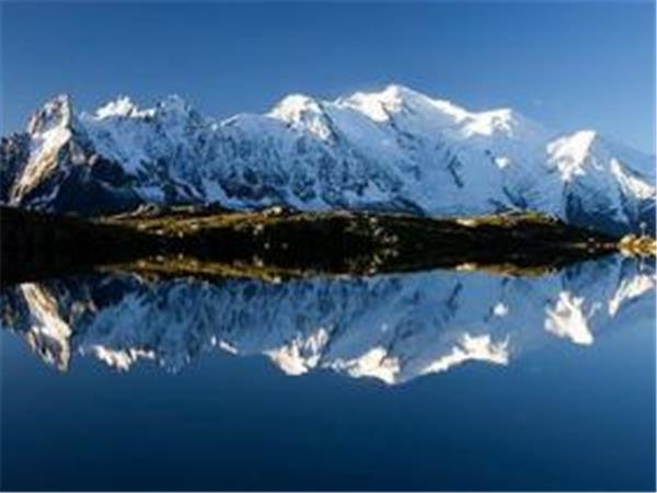 Mont Blanc self guided walking holidays