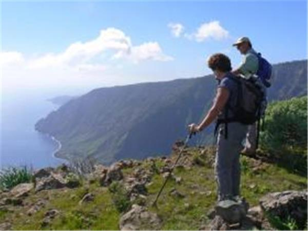 Canary Islands walking holiday, El Hierro