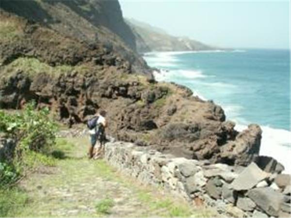 Cape Verde walking holidays, South Islands