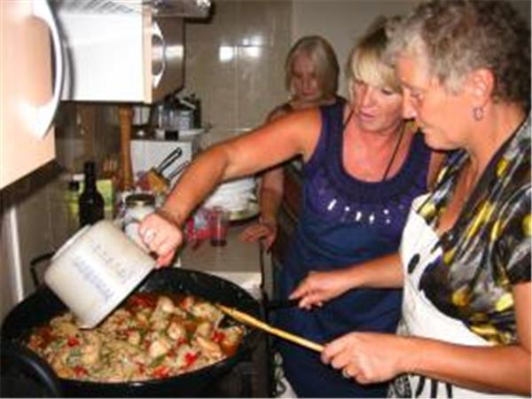 Cooking day tours in Catalonia, Spain