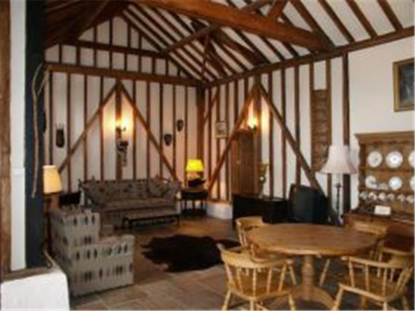 Chilterns self catering barn conversion, England