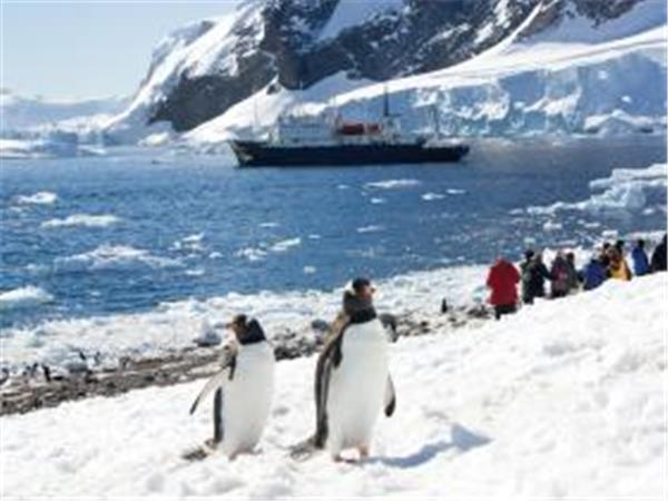 Antarctic Peninsula holiday