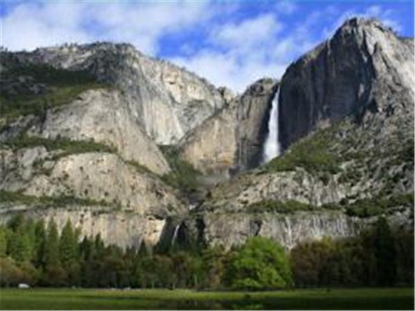 Yosemite and Tahoe tour in America