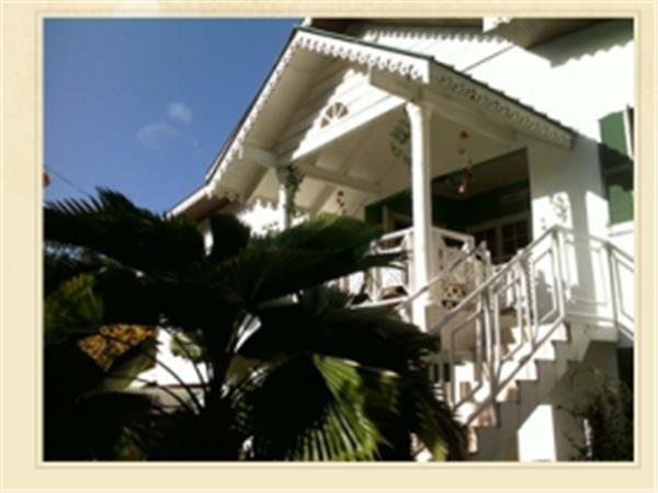 Tobago organic farmstay guesthouse, Goldsborough
