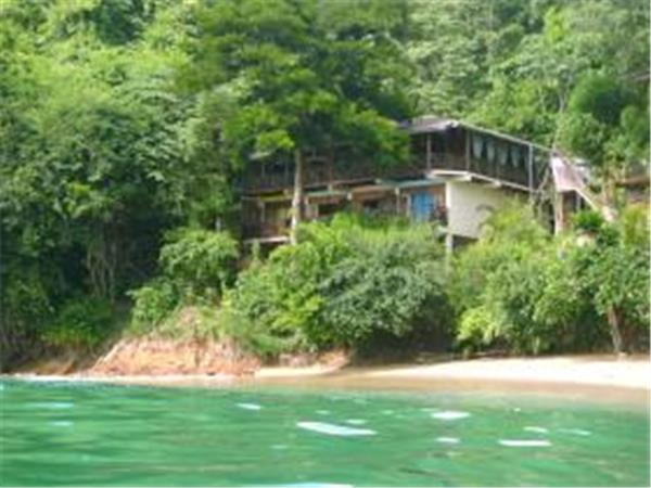 Castara beach self catering apartments, Tobago