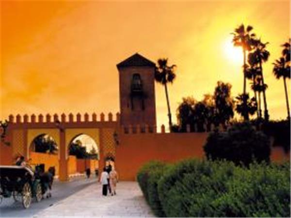 Morocco tour, imperial cities & desert
