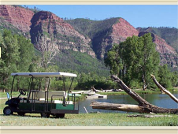 Durango ranch tours in Colorado, USA