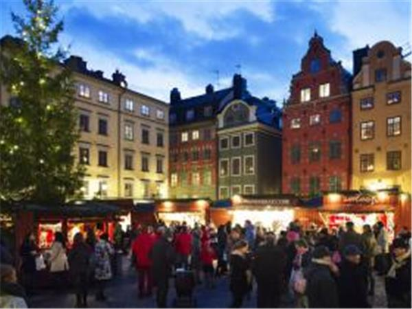 Sweden Christmas markets luxury holiday