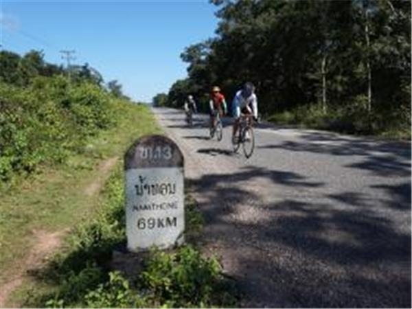 Hanoi to Bangkok cycling tour
