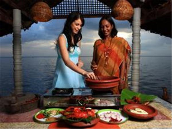 Culinary homestay accommodation in India