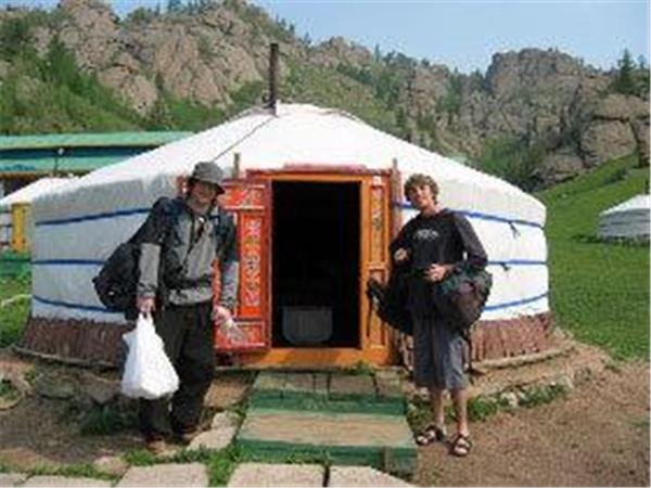 Trans Mongolian adventure holiday