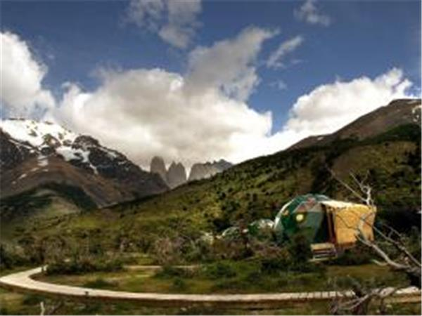 Patagonia walking and yoga holiday