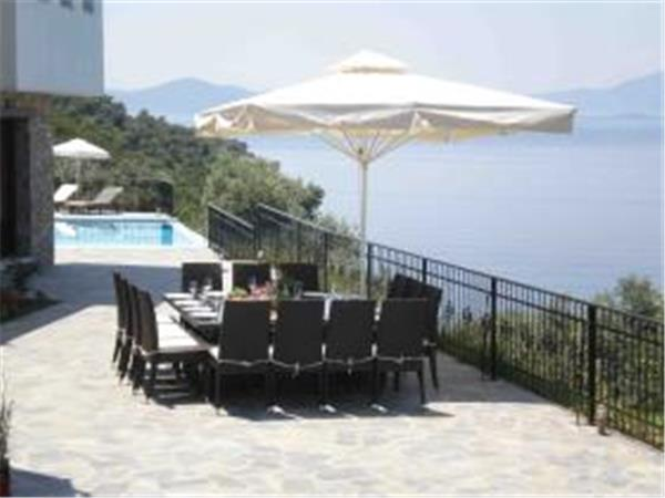 Luxury villa in Pelion, Greece