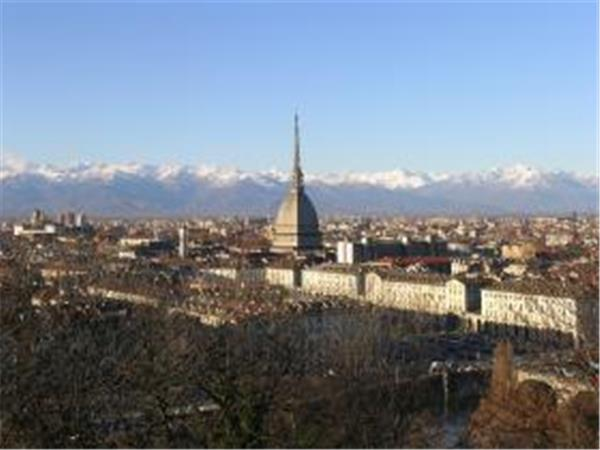 Italy short break, Turin by bike