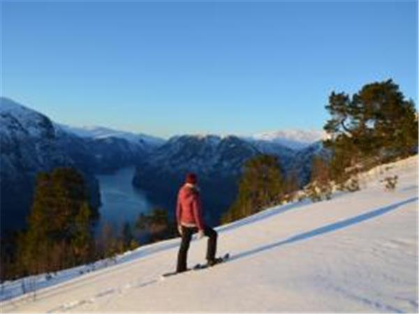 Norway activity holiday, fjords and mountains