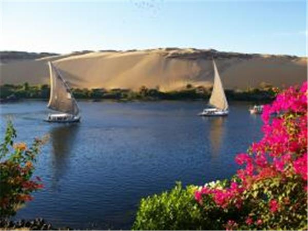 Egypt culture holiday and River Nile cruise