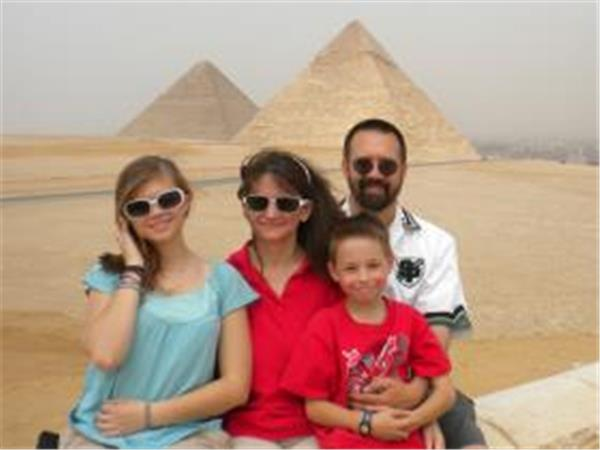 Egypt river Nile cruise and Pyramids tour