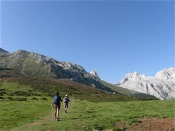 Picos de Europa hiking holiday, Spain