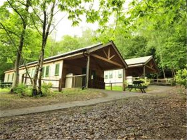 West Sussex eco lodges, South Downs, England