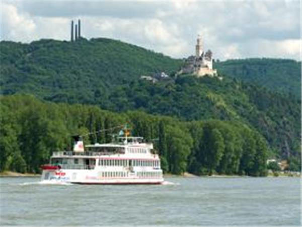 Cruise on the Rhine and Moselle