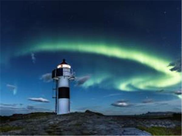 Northern Lights break in Sortland, Norway