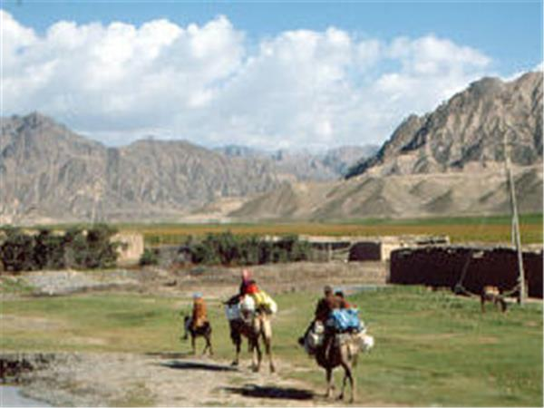 Silk Road holidays, Central Asia