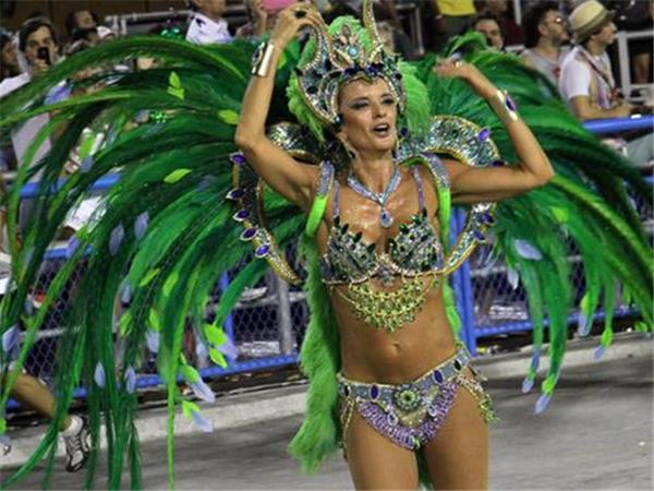 Rio carnival small group tour, Brazil