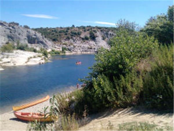 Nimes self catering gite in the South of France