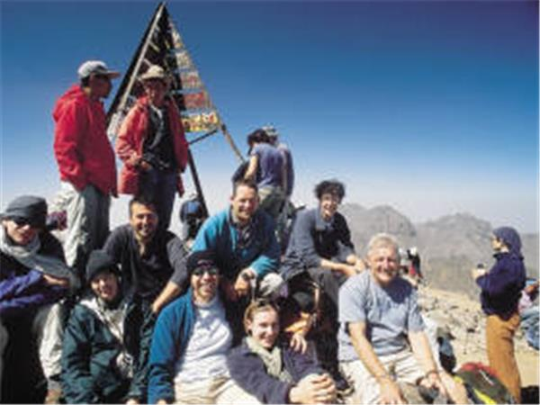 Your own group walking holiday to Morocco